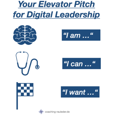 What's your elevator pitch for digital leadership?