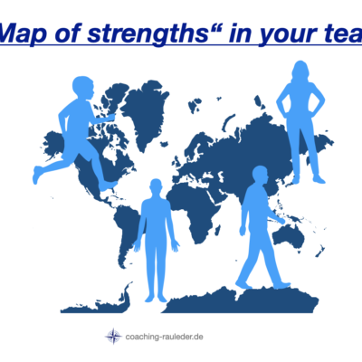 """How can a """"map of strengths"""" in your team help?"""