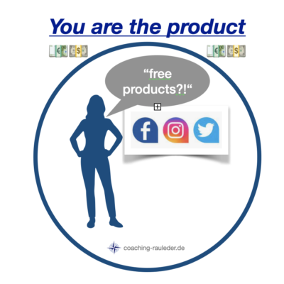 If you don't pay for a product, you are the product